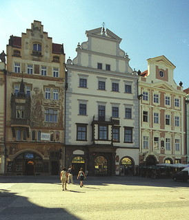 Cechia, Praga