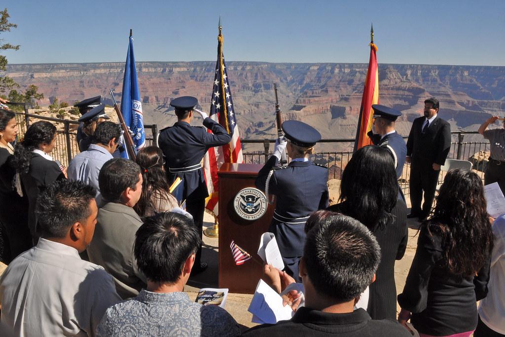 Naturalization Ceremony Grand Canyon 20100923mq_0514