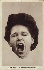 Is yawning contagious?