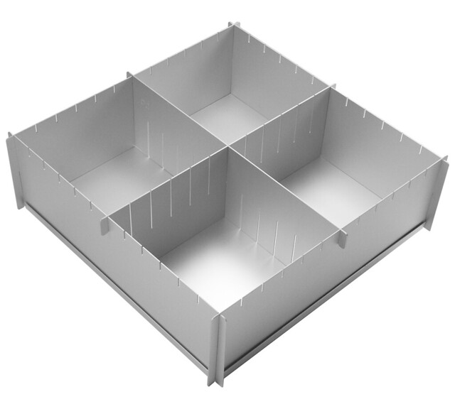 Silverwood Cake Tin Dividers