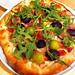 Fig, prosciutto & Arugula Pizza