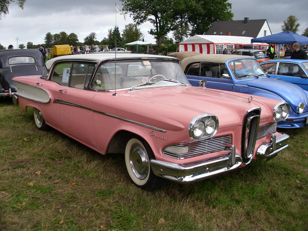 1958 Edsel For Sale Yakaz Cars Autos Weblog