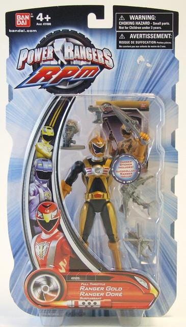 Power Rangers RPM Full...
