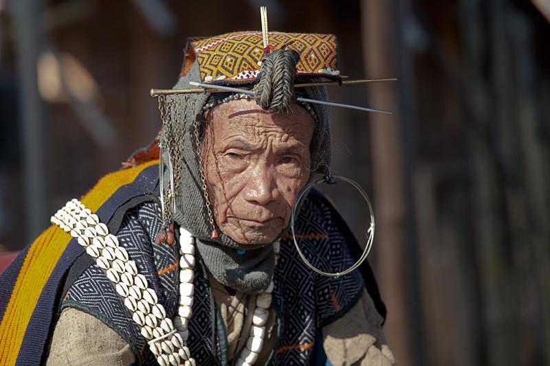 Arunachal Pradesh : Apatani, Subu Taniin #18