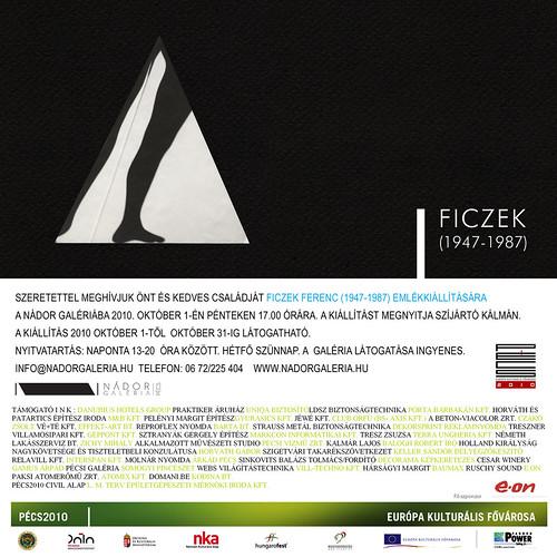 Ficzek Ferenc kiállítás
