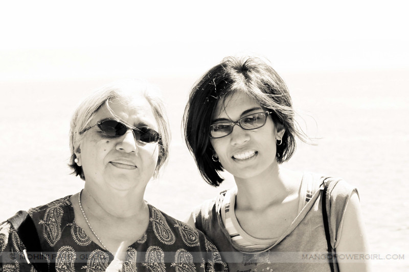 20 - mom & me