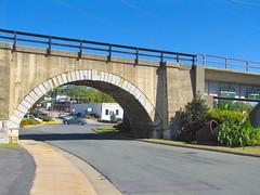 Entering Downtown Staunton