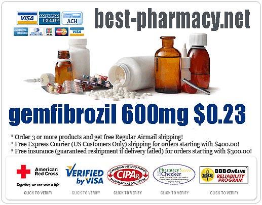 Medication Gemfibrozil 600 Mg
