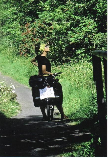 Almanya Bisiklet Rotası