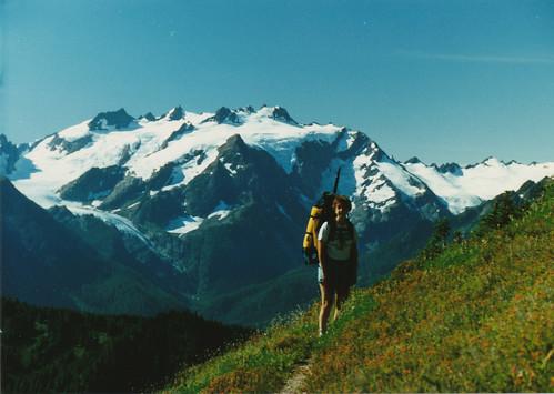 mountains washington hiking hike trail backpacking backpack olympicnationalpark mountolympus olympicmountains