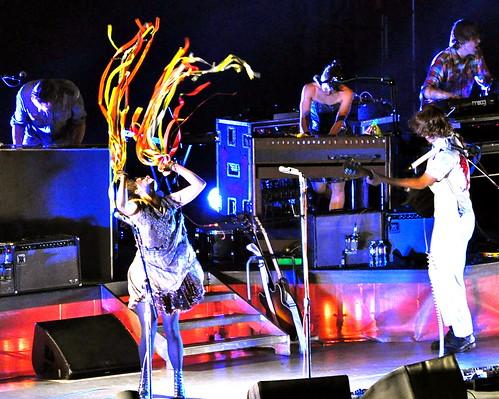 Arcade Fire @ The Greek Theatre - 10/2/2010