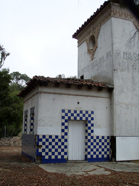 Abandon Gas Station