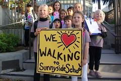 Walk To School 2010