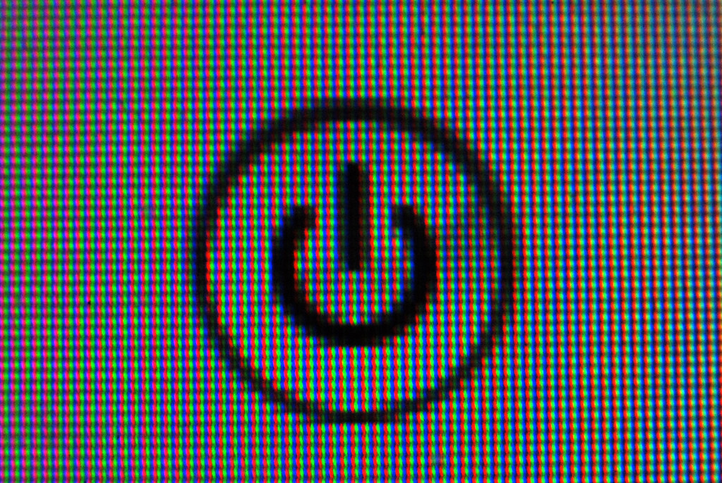 RGB LCD.