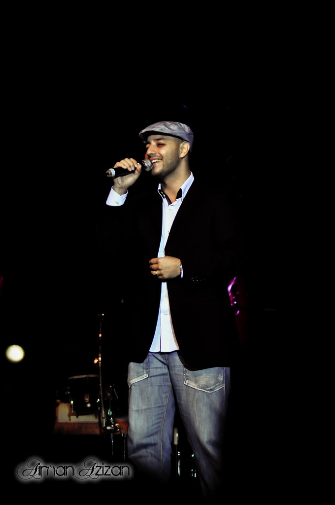 Maher Zain | I am so happy because I have a chance to shoot … | Flickr