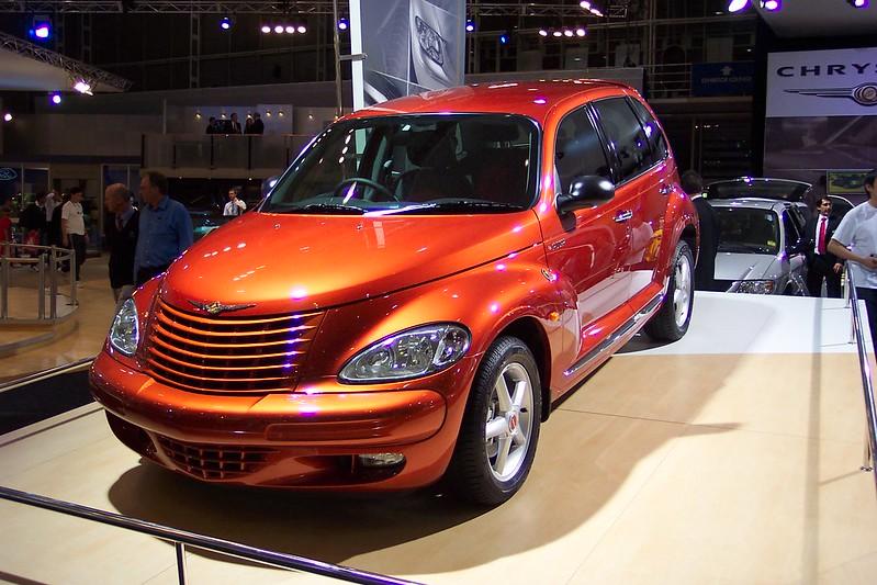 2003 Chrysler PT Cruiser - Street Cruiser Series 2