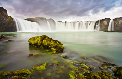The Mighty Goðafoss