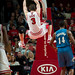 Omer Asik with authority