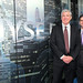 EMC's Bill Cook and Bill Teuber at the NYSE