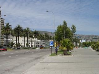Avenida Errázuriz, Baron, Valparaiso