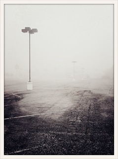 iPhoneography: Desolate Parking Lot
