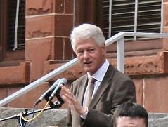 Bill Clinton, Santa Ana, 10-15-2010
