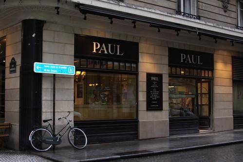 Paris. Paul