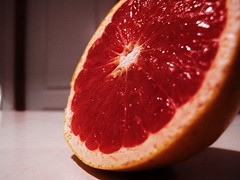 orange(0.0), plant(0.0), produce(0.0), grapefruit(1.0), citrus(1.0), red(1.0), blood orange(1.0), fruit(1.0), food(1.0),