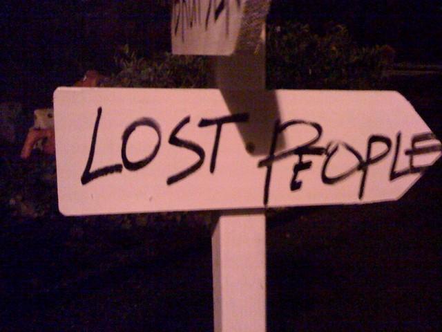 Header of Lost People