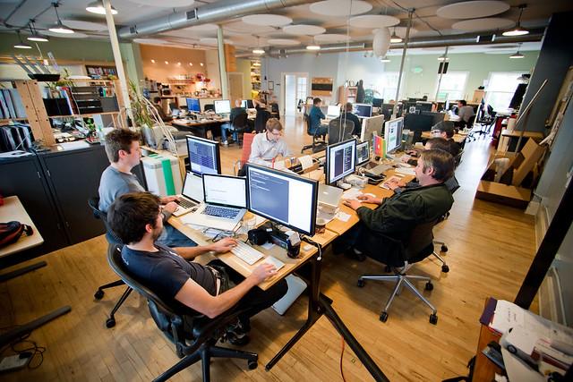 Benefits Of An Open Office Environment