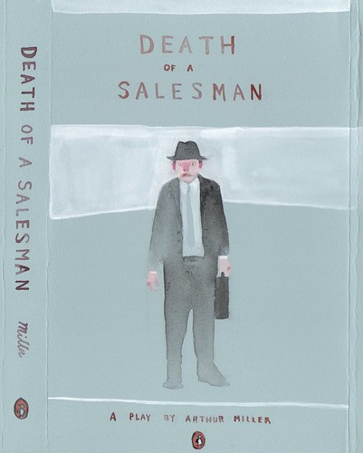 "Jennie Ottinger ""Death of a Salesman (book cover)"""