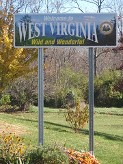west virginia welcome