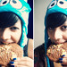 I'm  a Cookie Monster by @jevit3x