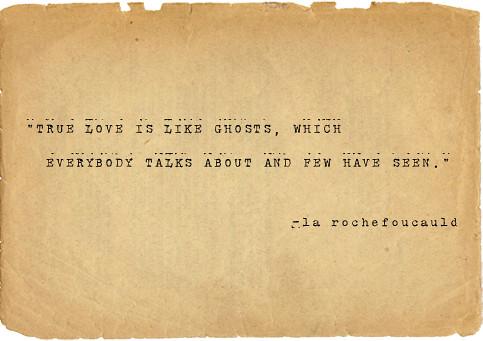 ...in love