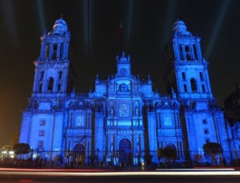Mexico City Cathedral - Catedral Metropolitana, Mexico DF