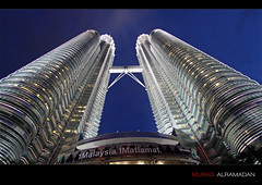 KL: Petronas Towers