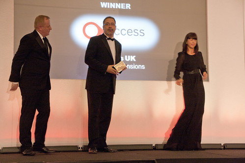 Access wins Enterprise Accounting & Finance award