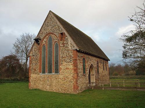 St Nicholas' Chapel (2)