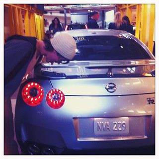 Nissan Kegger @ TBWA\Chiat\Day