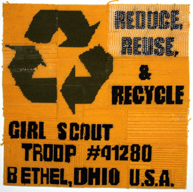 by the girl scouts of western ohio troop 41280 title