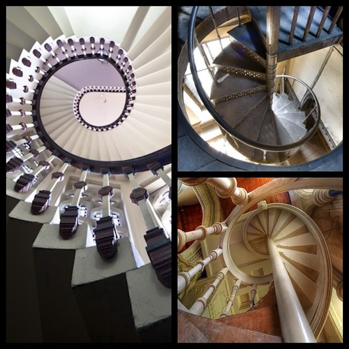 Stairway Tryptic