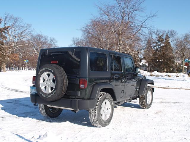 2011 Jeep Wrangler 3