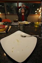 post thanksgiving dinner stretch