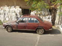 Classic cars in Lebanon