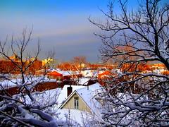 New York. Winter Tune