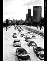 Blizzard of 2011 - Chicago