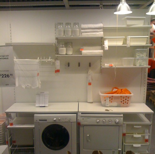 Ikea Large Laundry Area
