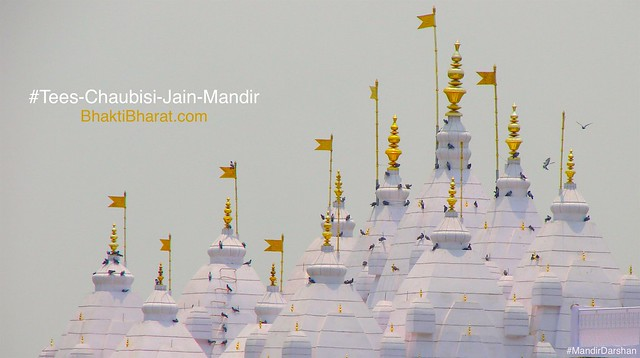 Tees Chaubisi Jain Mandir () - Rawan urf Baragoan Khekra Badagaon Uttar Pradesh