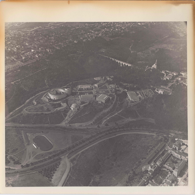 Building Aerial 2_1935 (Roy Russell Donation)