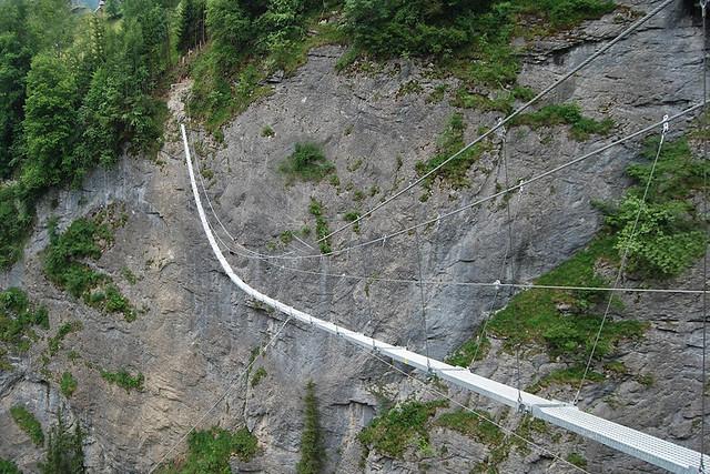 Rope Bridge Nepal